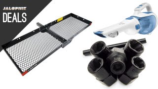 Illustration for article titled Deals: Cargo Tray, Damaged Nut and Bolt Remover, Dustbuster
