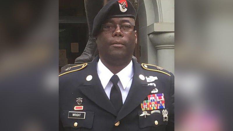 Papotia Reginald Wright (8th Special Forces Regiment New York Honor Guard VSO via Facebook)