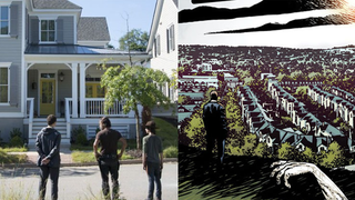 Illustration for article titled What To Expect In The Future OfWalking Dead,According To The Comics