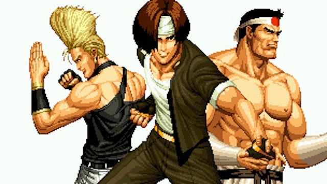Where The World's Best Fighting Game Characters Come From