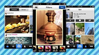 Illustration for article titled Flickr for iPhone Gets a Redesign, Camera Filters, Group Support, and More