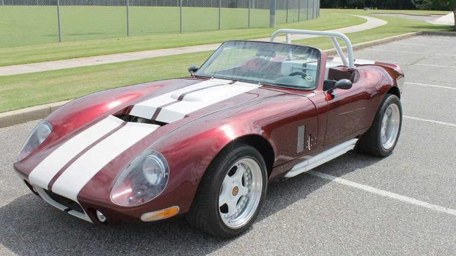 At $35,000, Could This Custom '1965' Factory Five Daytona Spyder Get Your Heart Racing?