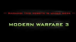 Illustration for article titled ModernWarfare3.com's Owner Revealed!?