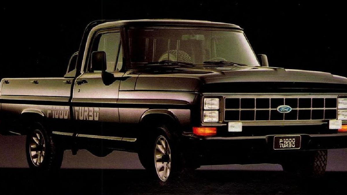 Behold The Beautiful Madness Of What Brazil Did To Ford Trucks