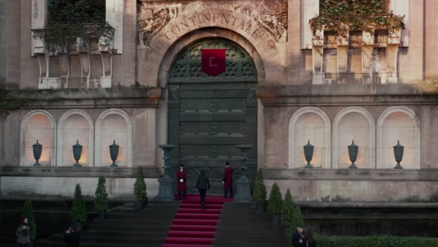 This Featurette Explores the Lore of John Wick s Murdery Luxury Hotel