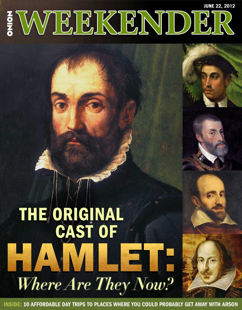 Illustration for article titled The Original Cast Of Hamlet: Where Are They Now?