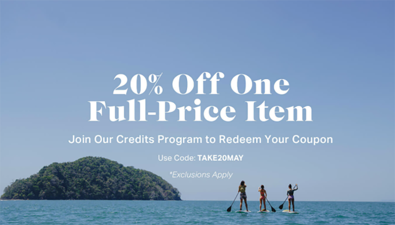20% Off One Full-Price Item | Backcountry | Promo code TAKE20MAY