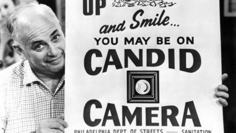 Illustration for article titled TV Land is bringing back Candid Camera