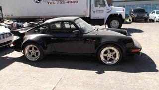 Illustration for article titled The Feds Are Selling The Porsche 930 Turbo Deal Of The Century