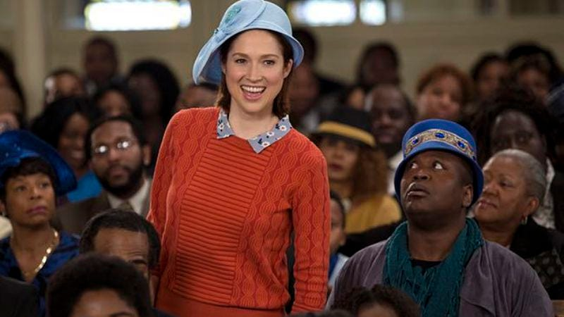 Illustration for article titled Unbreakable Kimmy Schmidt has a breakthrough at church