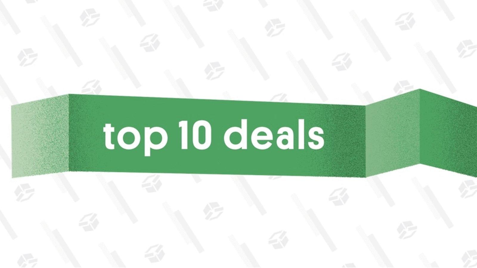 The 10 Best Deals of June 18, 2018