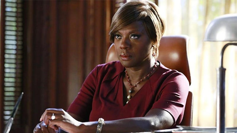 Illustration for article titled Viola Davis Is the Reason We're Watching How to Get Away with Murder