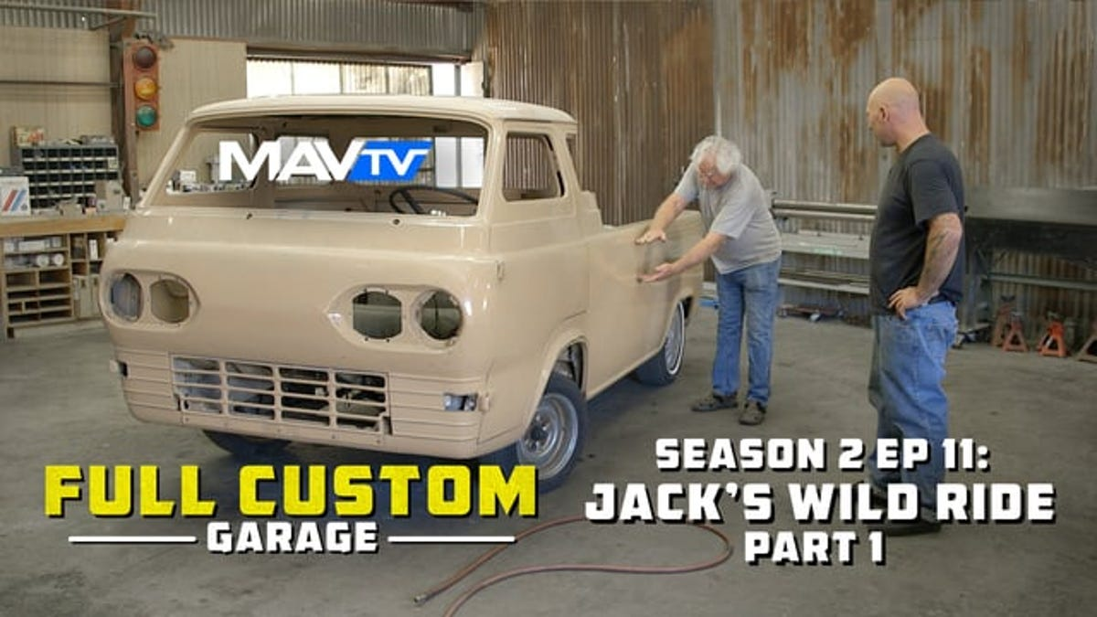 "Watching ""Full Custom Garage"""