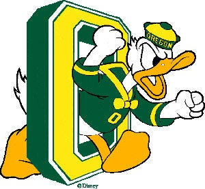 Illustration for article titled Oregon Ducks
