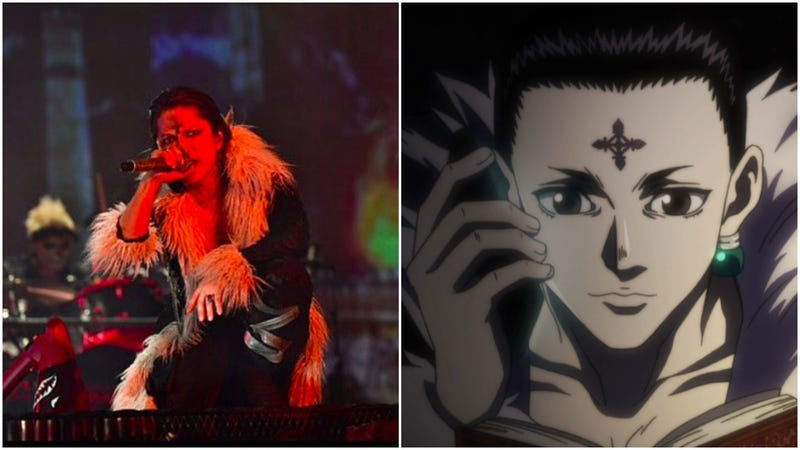 [Images: Hyde Official | Hunter X Hunter Wikia]