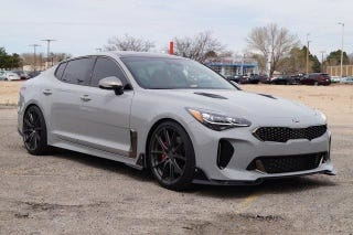 Illustration for article titled This Brand New Modified Kia Stinger GT2 is Nearly $17,000 Off