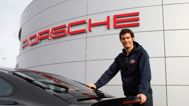 Illustration for article titled Mark Webber To Leave Abusive F1 Relationship For Porsche And Le Mans