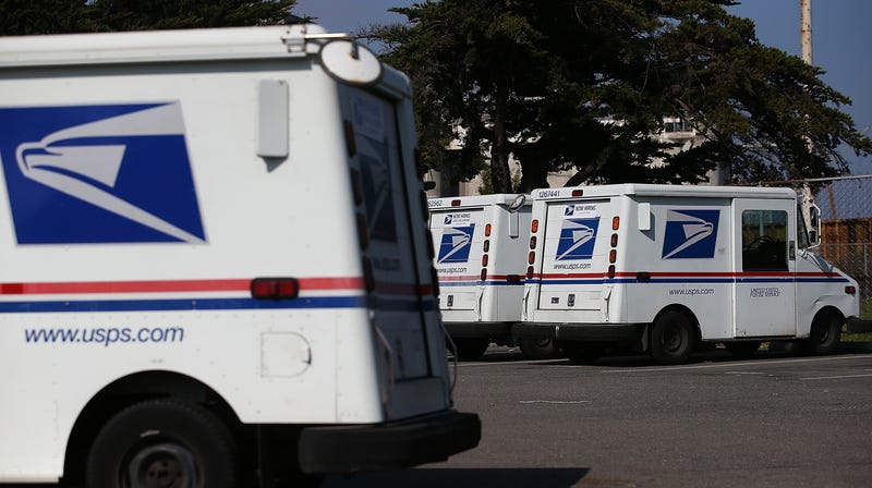 The USPS Is Testing Out Self-Driving Trucks to Deliver Mail