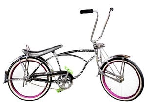 Illustration for article titled Puma Challenges Pop Culture Mags to Build Bikes with $200, Recycled Parts and Personality