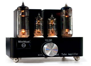 Illustration for article titled $229 Vacuum Tube Amplifier Wows Audiophiles