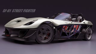 Illustration for article titled The First Crowd Sourced Sports Car Is This Badass Supercar Mashup