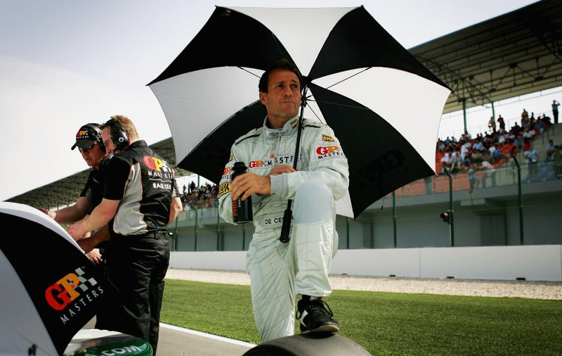 Illustration for article titled Former Veteran F1 Driver Andrea de Cesaris Has Reportedly Died