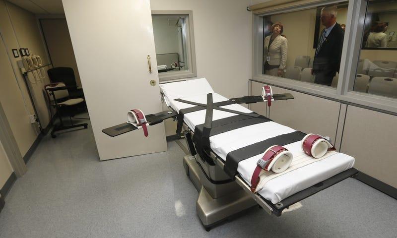 Illustration for article titled Oklahoma anuncia el uso de asfixia por nitrógeno para la ejecución de los condenados a muerte