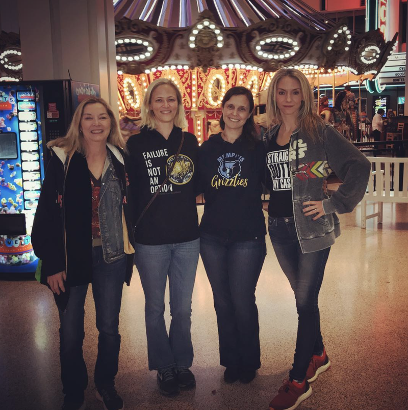 Tennessee women wore hoodies to a local mall to prove that the hoodie policy really only applies to black men.