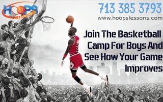 Illustration for article titled Join The Basketball Camp For Boys And See How Your Game Improves