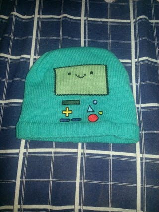 Illustration for article titled The BMO hat has landed.