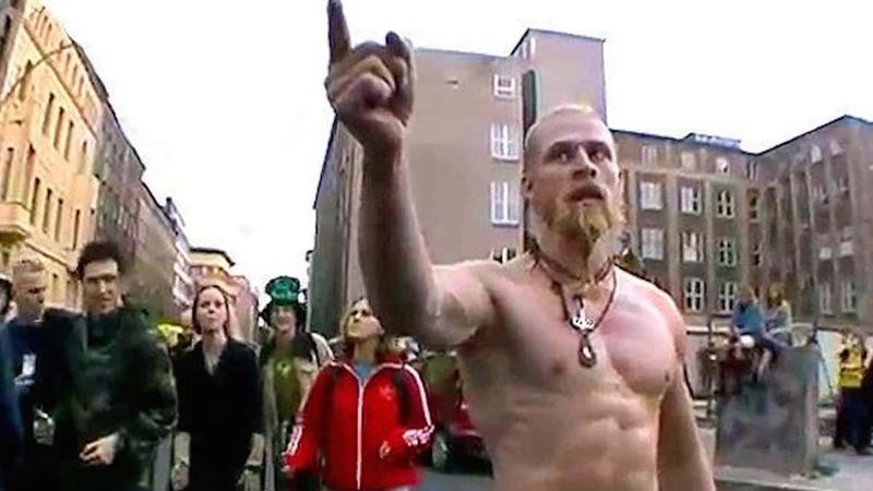 Techno Viking.