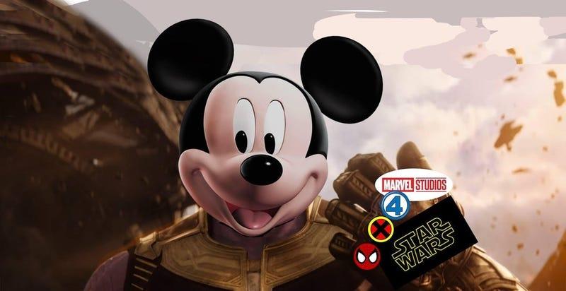 Illustration for article titled Las mejores reacciones de Internet a la compra de Fox por parte de Disney