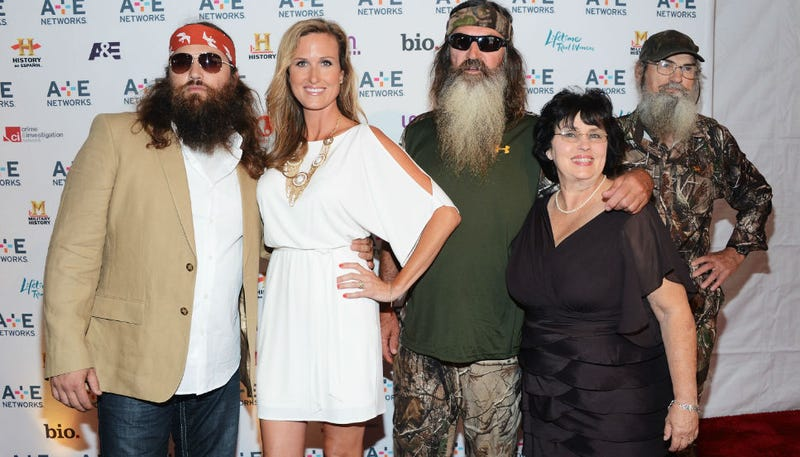 Illustration for article titled Duck Dynasty Family Has Their Own Line Of Guns Now