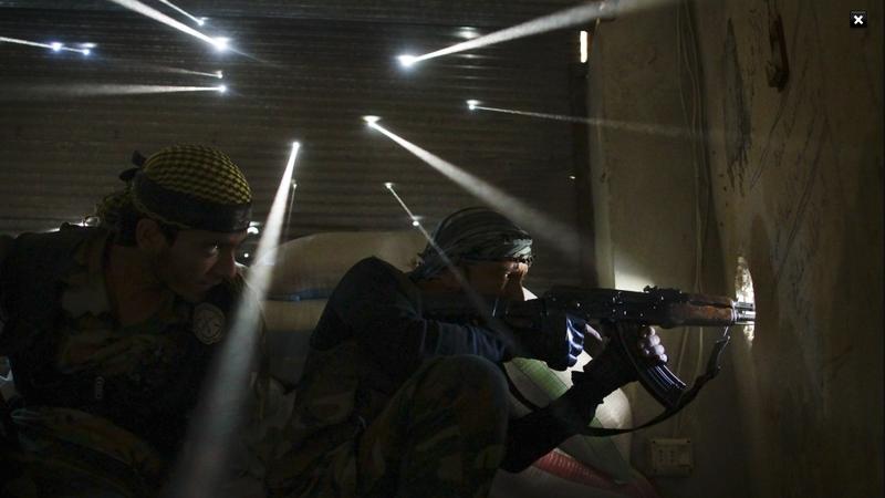 Illustration for article titled Az idei Pulitzer-díjas fotók a szíriai polgárháborúról készültek