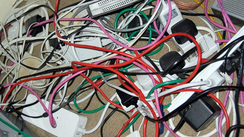 Illustration for article titled How Tidy Are You Cables?