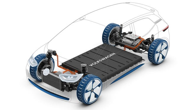 The Fascinating Engineering Behind VW s Electric Car Platform of the Future