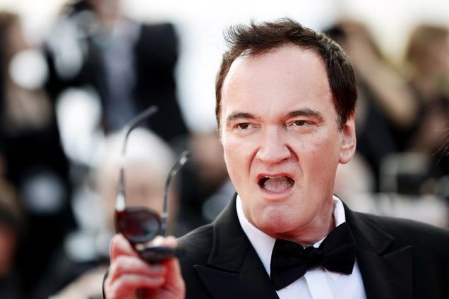 Quentin Tarantino's Star Trek will be R-rated, if he has his way