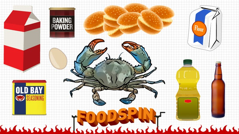 Illustration for article titled How To Deep-Fry Soft-Shell Crabs (Yes, Dammit, Deep-Fry Them)