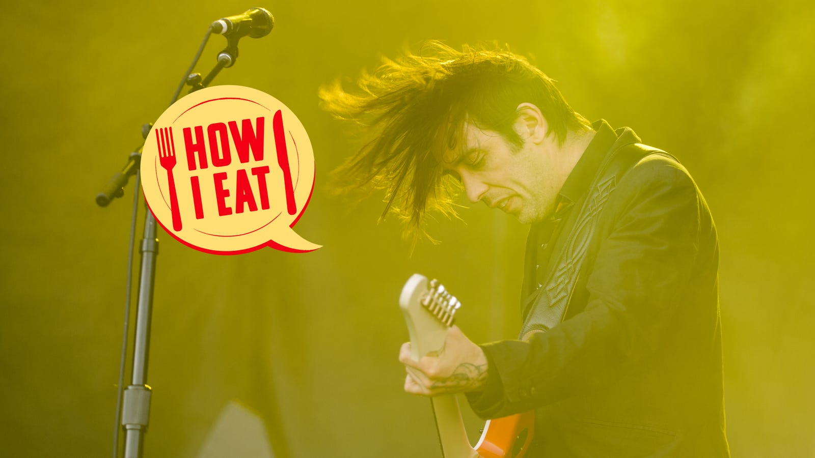 I'm Musician Dan Boeckner of Operators and Wolf Parade, and This Is How I Eat