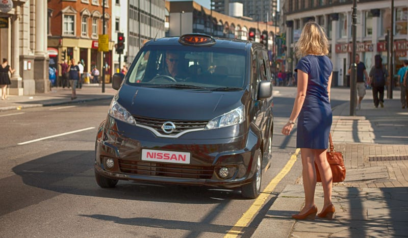 Illustration for article titled Is Nissan Ruining Global Taxis With The NV200?