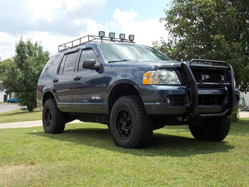 Not my explorer but something I'd love to turn my explorer into