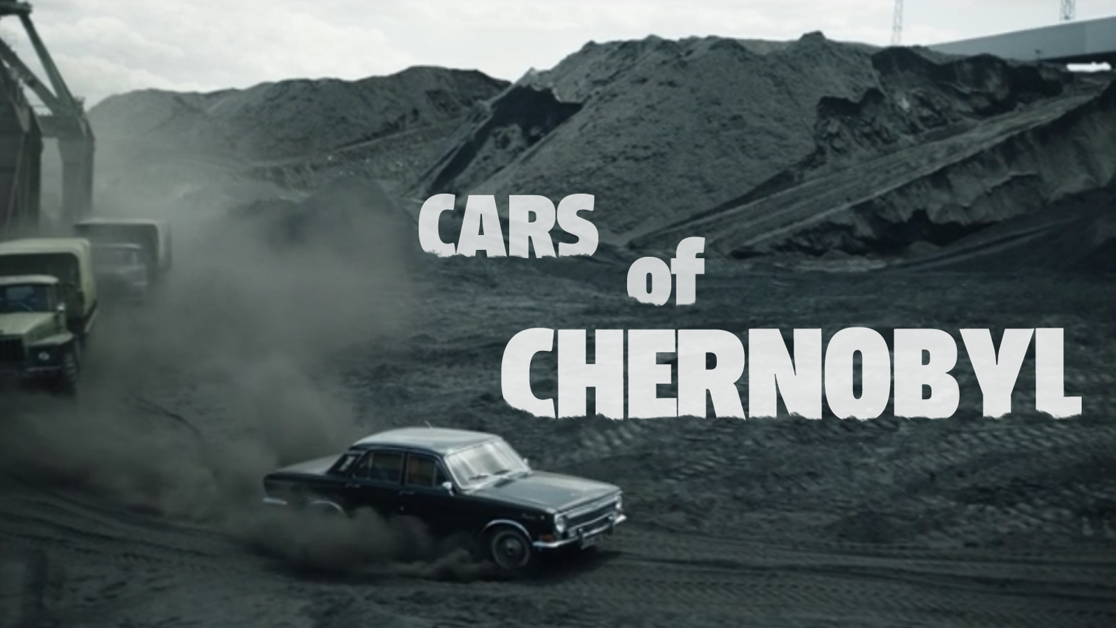 Imdb Cars: Chernobyl's Cars Paint A Fascinating And Grim Picture Of