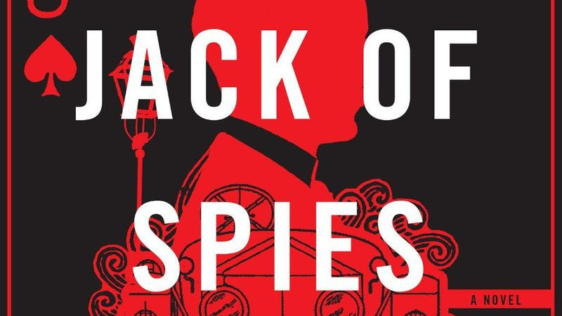 Illustration for article titled David Downing's Jack Of Spies captures the appeal of the not-so-superspy