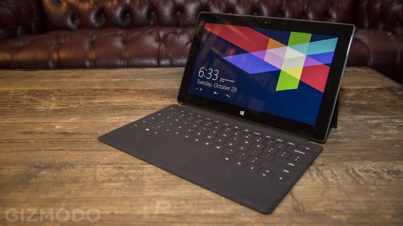 Illustration for article titled Microsoft estrenará Surface Pro a finales de este mes, el RT llegará a más países
