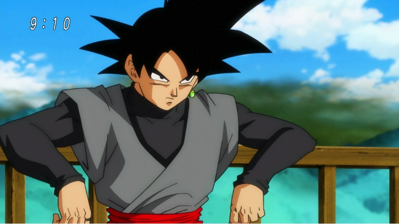 Son Goku, Black Goku Are Twin Brothers? Vegeta