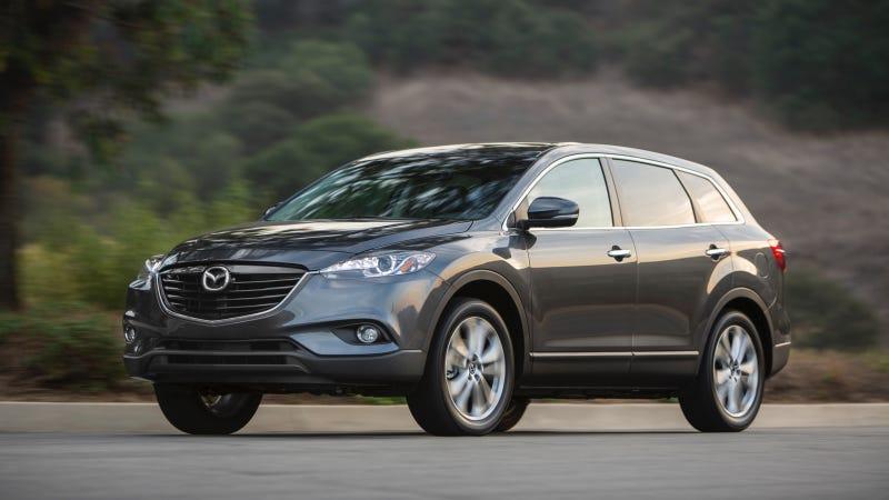 Illustration for article titled Mazda CX-9: Jalopnik's Buyer's Guide