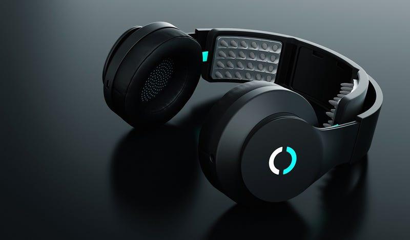 Estos polémicos auriculares aplican descargas a tu cerebro para convertirte en un atleta