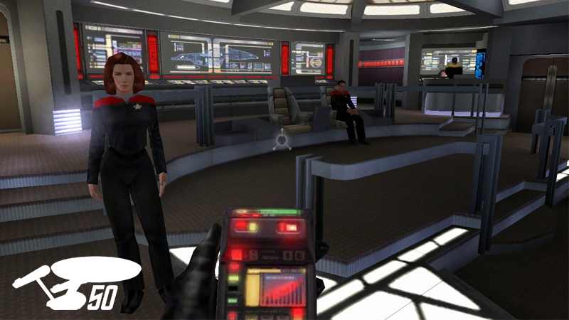 Illustration for article titled Elite Force Is Still the Greatest Star Trek Video Game