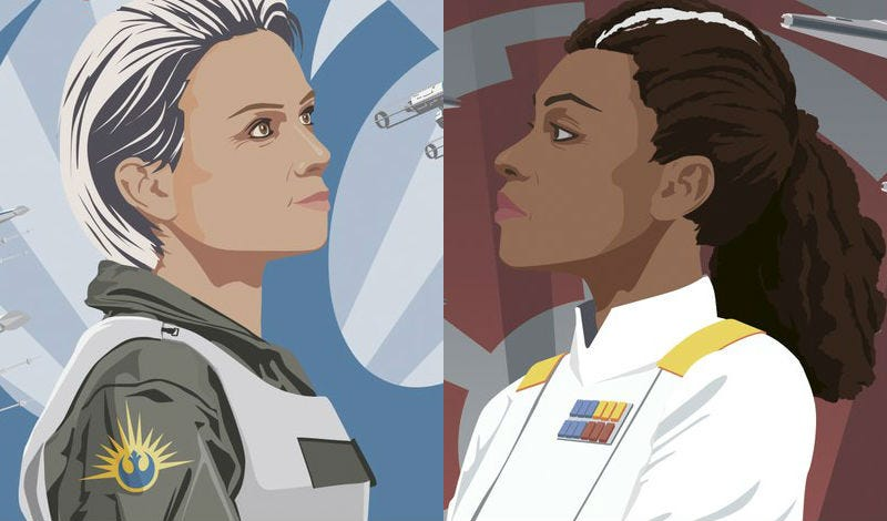 Illustration for article titled A CrucialStar Wars CharacterHas Just Been Revealed For the First Time