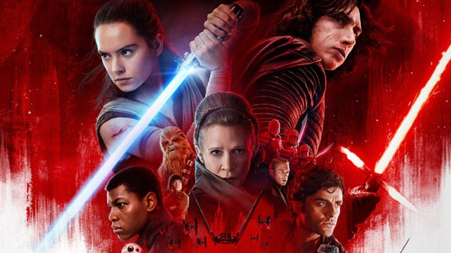Everything We Know About Star Wars: The Last Jedi